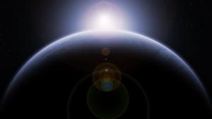 Planety a czarna materia