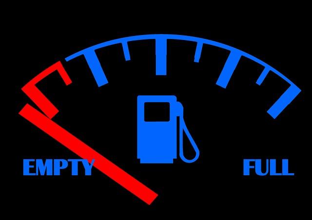 Zużycie paliwa - monitoring