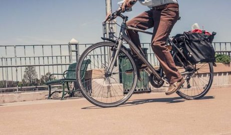 Idzie wiosna – pomyśl o rowerze trekkingowym