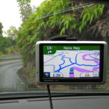 Nawigacja GPS marki Garmin